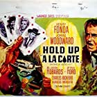 Henry Fonda and Joanne Woodward in A Big Hand for the Little Lady (1966)