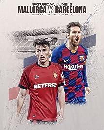 Laliga 28. Matchday Rcd Mallorca Vs. Fc Barcelona (2020)