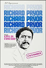 Richard Pryor: Live in Concert Poster
