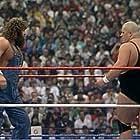 King Kong Bundy and Jim Morris in WrestleMania III (1987)