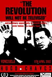 The Revolution Will Not Be Televised Poster