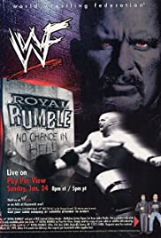 WWF Royal Rumble: No Chance in Hell Poster