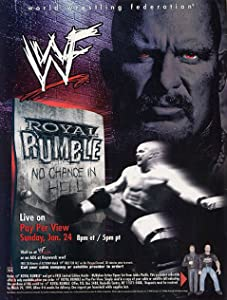 Watch full high quality movies Royal Rumble: No Chance in Hell Kevin Dunn [2048x1536]