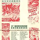 Marjorie Reynolds, Jason Robards Sr., Milburn Stone, Bryant Washburn, and John Trent in Sky Patrol (1939)