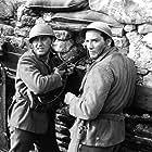 Vittorio Gassman and Alberto Sordi in La grande guerra (1959)