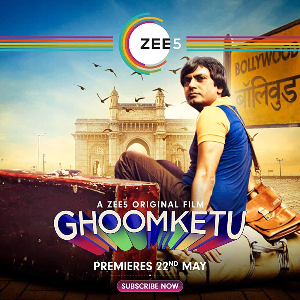 Download Ghoomketu (2020) Hindi Full Movie HDRip 480p [400MB] | 720p [1GB] | 1080p [2GB]