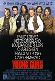 Watch Full HD Movie Young Guns (1988)