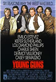 Young Guns (1988) film en francais gratuit