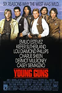 Pay site movie downloads Young Guns USA [mts]
