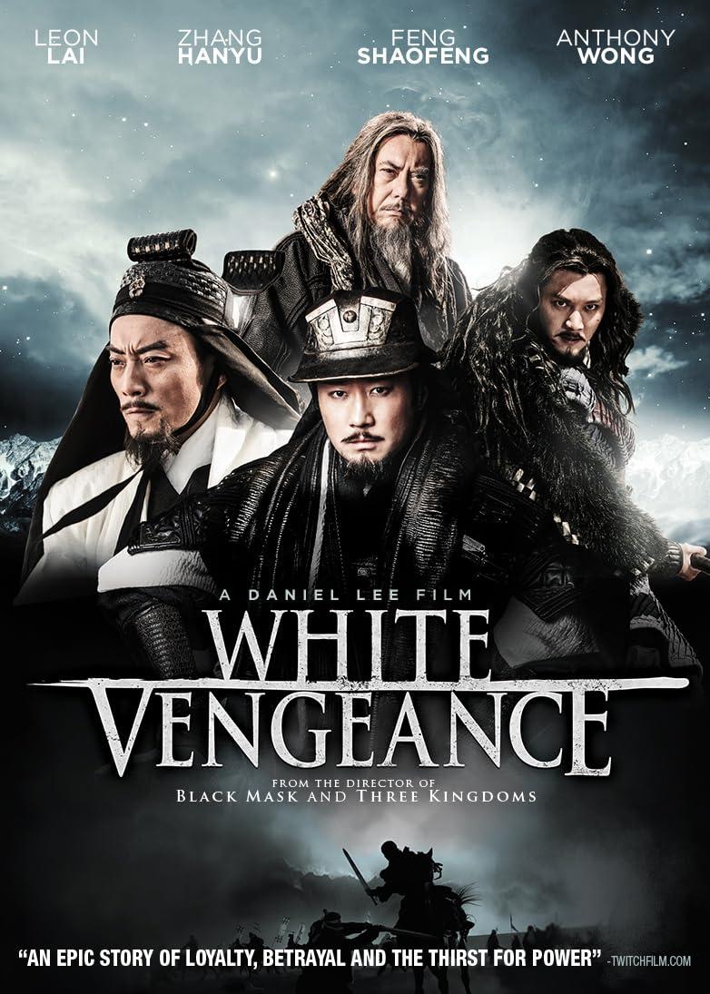 White Vengeance (2011) Hindi Dubbed