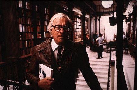 Ray Bradbury c. 1984