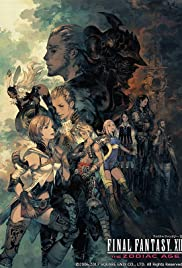 Final Fantasy XII: The Zodiac Age Poster
