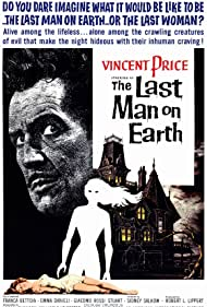 Vincent Price in The Last Man on Earth (1964)