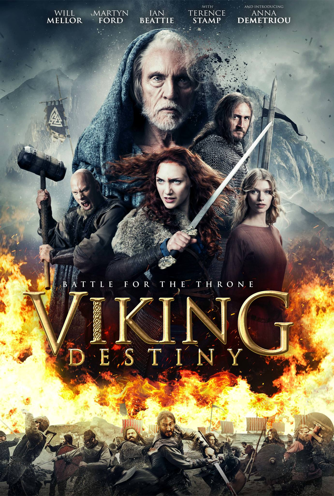 Viking Destiny (2018) - IMDb