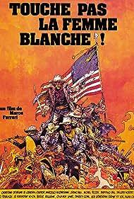 Touche pas à la femme blanche (1974) Poster - Movie Forum, Cast, Reviews