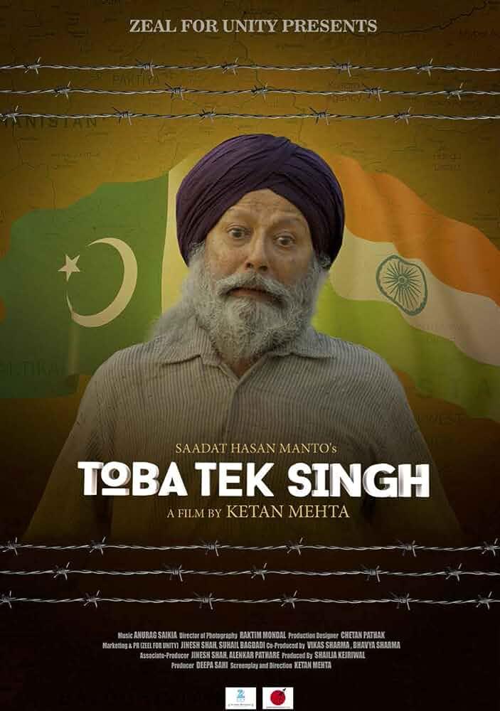 Toba Tek Singh (2018) Hindi 720p HDRip x264 600MB