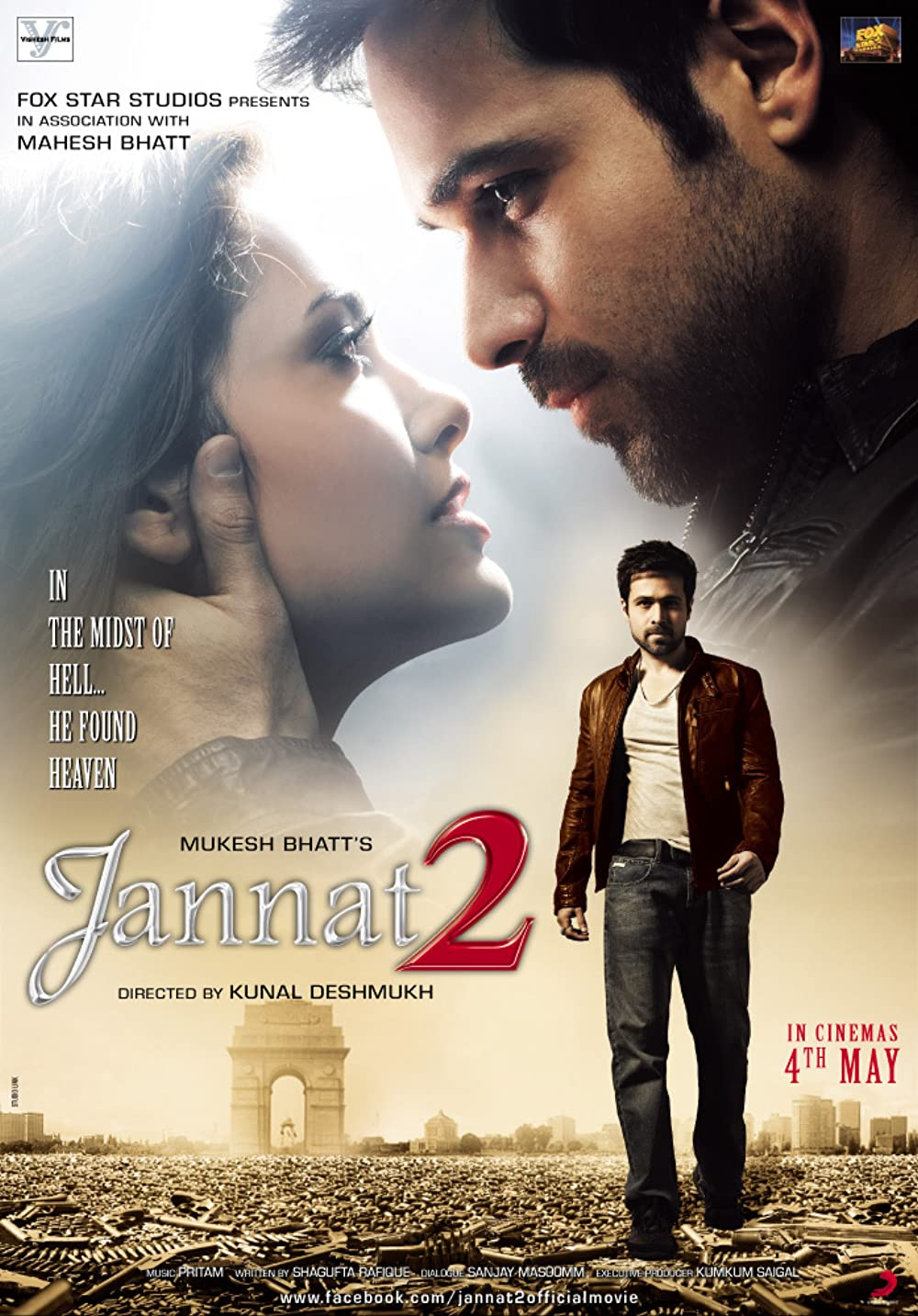 Jannat 2 2012 Hindi Movie 400MB HDRip ESubs Download