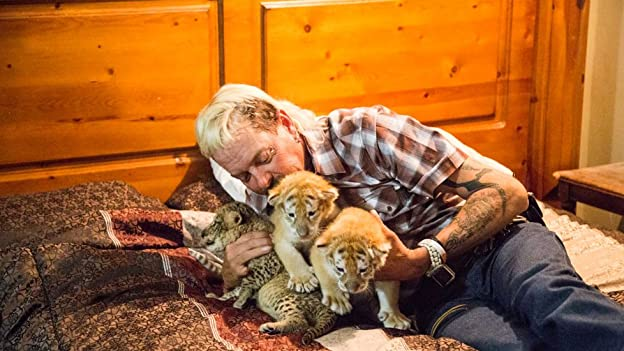 Joe Exotic in Tiger King (2020)