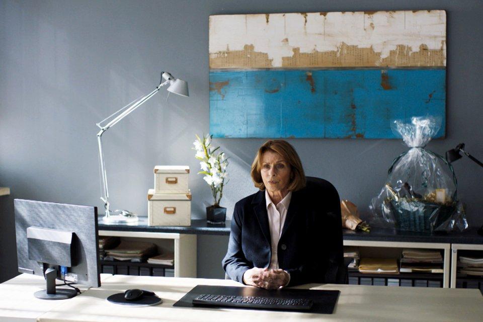 Senta Berger in Unter Verdacht (2002)