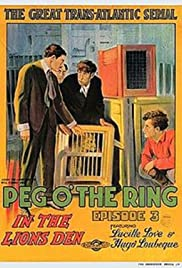 The Adventures of Peg o' the Ring Poster