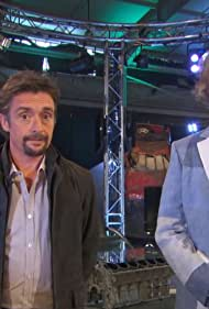 James May and Richard Hammond in Top Gear (2002)
