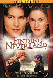 The Magic of 'Finding Neverland' Poster