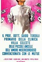 Il Prof. Dott. Guido Tersilli primario della Clinica Villa Celeste convenzionata con le mutue
