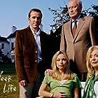 Sarah Alexander, Ben Miller, Alison Steadman, and Geoffrey Whitehead in The Worst Week of My Life (2004)