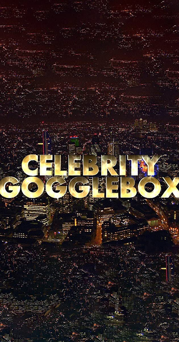 Download Celebrity Gogglebox or watch streaming online complete episodes of  Season 1 in HD 720p 1080p using torrent