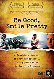 Be Good, Smile Pretty Poster