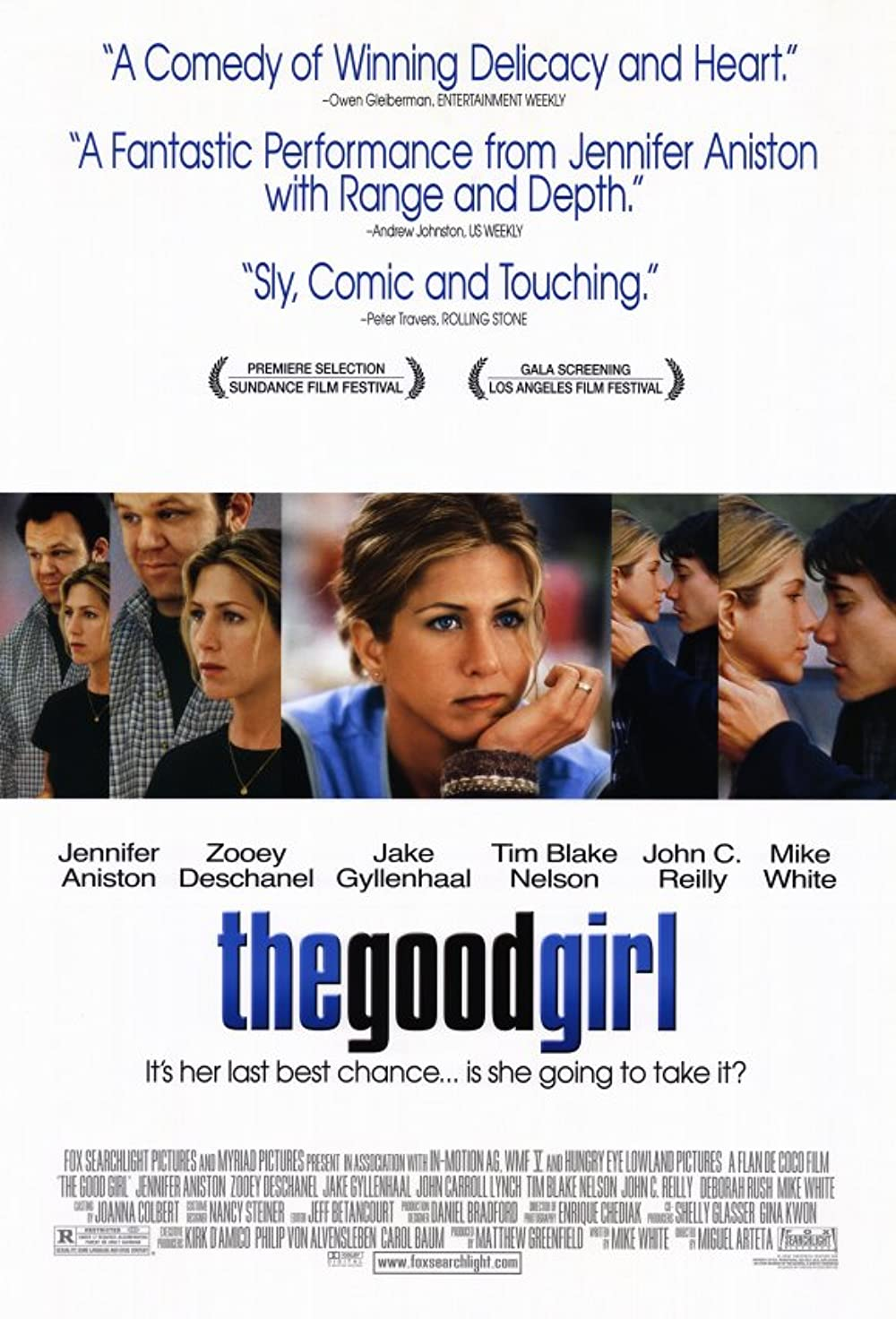 18+ The Good Girl 2002 English 300MB BluRay Download