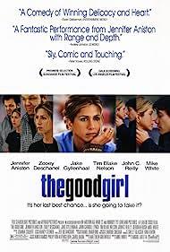 Jennifer Aniston, John C. Reilly, and Jake Gyllenhaal in The Good Girl (2002)