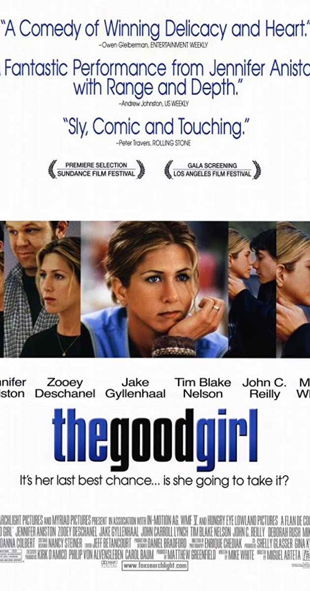 Watch Full HD Movie The Good Girl (2002)