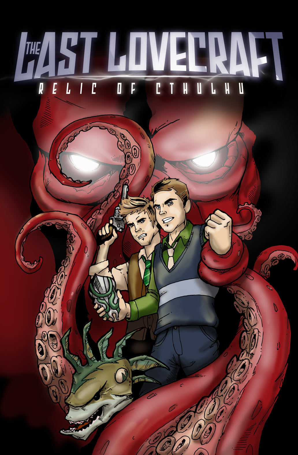 The Last Lovecraft: Relic of Cthulhu (2009) - IMDb