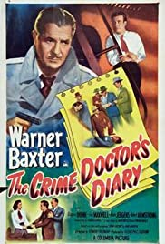 The Crime Doctor's Diary(1949) Poster - Movie Forum, Cast, Reviews