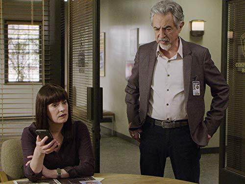 Joe Mantegna and Paget Brewster in Criminal Minds (2005)