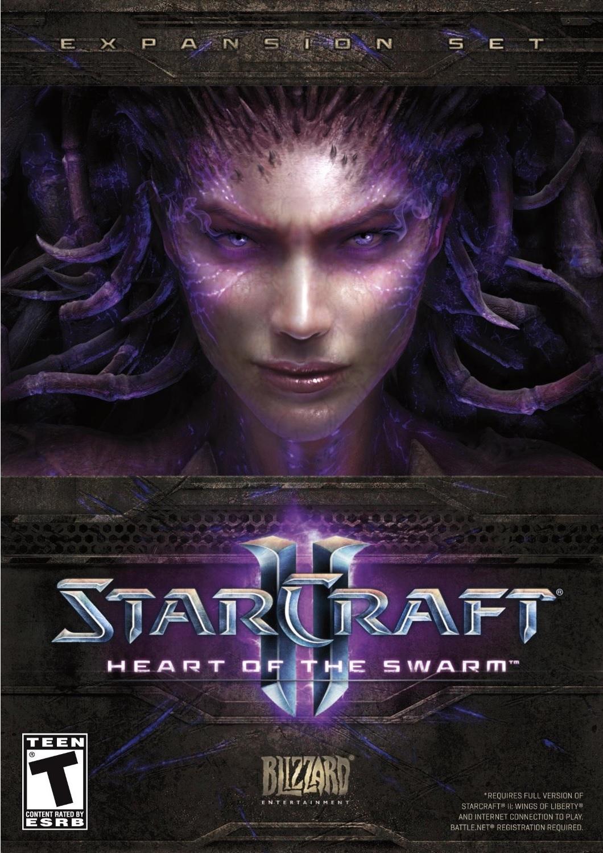 Starcraft Ii Heart Of The Swarm Video Game 2013 Imdb
