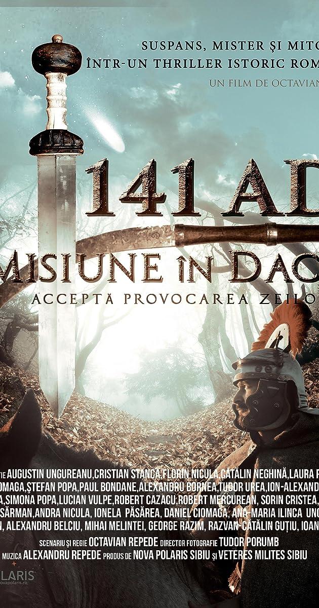 141 A D  Mission in Dacia (2018) - IMDb
