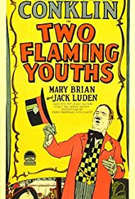 W.C. Fields and Chester Conklin in Two Flaming Youths (1927)