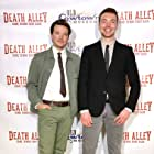 Tristan Campbell and Joshua R. Outzen in Death Alley (2021)