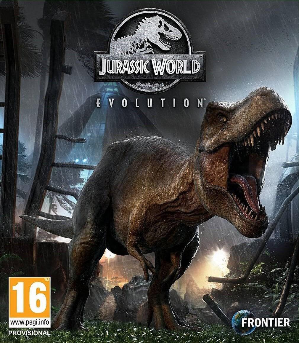 Jurassic World Evolution (Video Game 2018) - IMDb