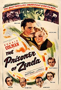 Primary photo for The Prisoner of Zenda