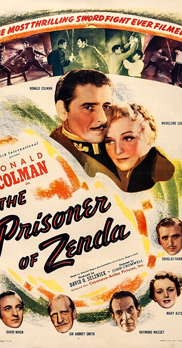 the prisoner of zenda movie free online