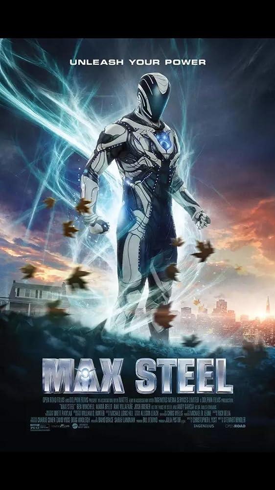 Max Steel – คนเหล็กคนใหม่