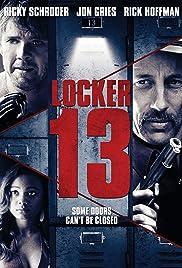 Locker 13 Poster