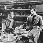 Cyril Cusack and David Farrar in The Small Back Room (1949)