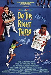 Primary photo for Do the Right Thing