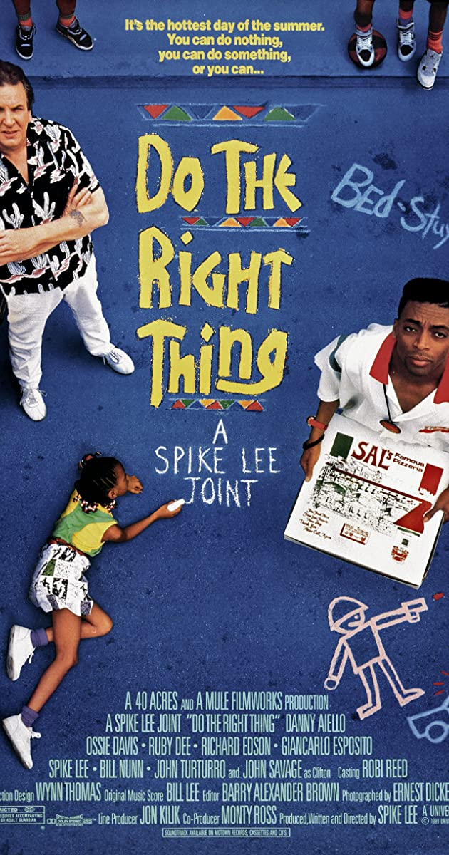 Do the Right Thing (1989) - IMDb