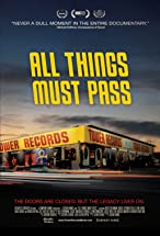 Primary image for All Things Must Pass: The Rise and Fall of Tower Records