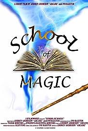 School of Magic: Beyond Dark Magic Poster